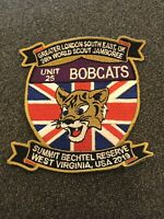 limited edition Unit 25 Bobcats Badge (wsj 2019)