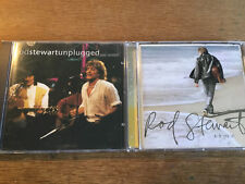 Rod Stewart [2 CD Alben] Time + UNplugged
