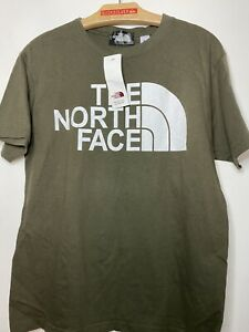 THE NORTHFACE NEVER STOP EXPLORING T-shirt Green SIZE M