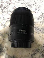 Canon EF-S 18-135mm f/3.5-5.6 IS USM Standard Lens for DSLR Cameras