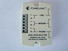 FILTRO ADSL PROFESSIONALE CORELOGIC CLSP-008M2 ADSL 2