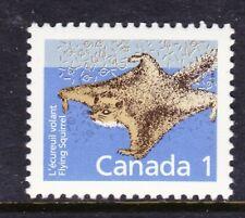 Canada No 1155, Mammal Definitive: Flying Squirrel, Mint Nh