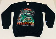 JOHN FORCE REDEMPTION TOUR 2004 LONG SLEEVE SWEATSHIRT Men's Small Black