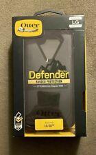 OtterBox 77-55417 Defender Carrying Case for LG G6 - Black