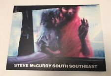 South Southeast by Steve McCurry 2005  Hardcover Oversize Coffee Table Book