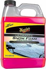Meguiar's Car Care G191532EU Schiuma a Neve Ultimate Tenuta Estrema 946 ML