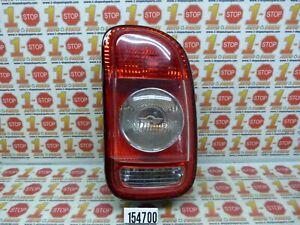 2008-2010 MINI COOPER CLUBMAN PASSENGER RH SIDE REAR BRAKE TAIL LIGHT LAMP OEM