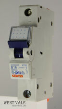 Gewiss Eurodin Series 90 - MT60 GW 92 207 - 16a Type B Single Pole MCB New