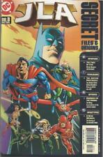 JLA  SECRET FILES AND ORIGINS (2000) #3 - Back Issue (S)