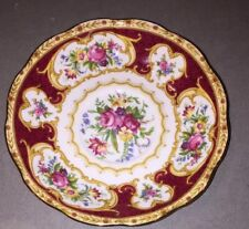 Royal Albert Lady Hamilton Bone China Saucer England Very Nice Condition