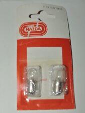Lot 2 lampes cadran radio TSF Z23 7.2V OA55
