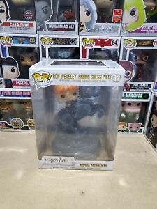 MOVIE MOMENTS HARRY POTTER RON WEASLEY CHESS PIECE POP #82 10''Approx..#35518