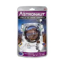 Astronaut Vanilla Ice Cream Sandwich Freeze Dried NASA Space Food Novelty Gift