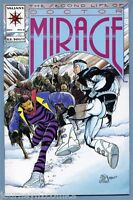 The Second Life of Doctor Mirage #2 1993 Bob Layton Bernard Chang Valiant Comics