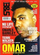 Omar on Blues & Soul Magazine Cover 2006     Kim Weston    Mobb Deep    Nu Life
