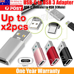 USB C 3.1 Type C Female to USB 3.0 Type A Male Converter Adapter Connector AU