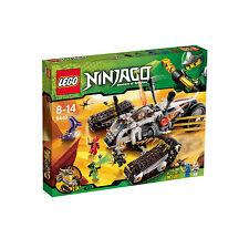 LEGO NINJAGO 9449 Ultrallschall-Raider Rarität NEU NEW OVP
