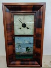 More details for antique american wall clock
