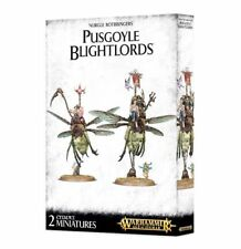 PREORDER - Warhammer 40K Nurgle Rotbringers Pusgoyle Blightlords NIB
