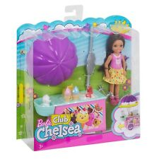 Barbie® Club Chelsea™ Ice Cream Cart Doll & Playset with Figures and Accessories