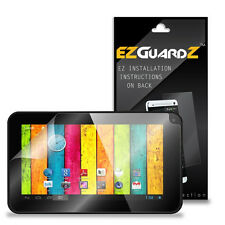 2X EZguardz LCD Screen Protector Cover HD 2X For Zeepad 7A20 Tablet (Clear)
