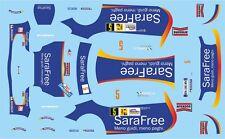 DECALS 1/43 CITROËN DS3 WRC - #5 - CAPELLO - MONZA RALLY SHOW 2013 - D43404
