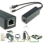 PoE Splitter Power 48V to 5V 2.4A 12W Power Over Ethernet Connector USB Adapter