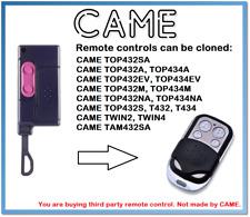 Control Remoto Universal Vino Top 432S Duplicadora 4 canales 433.92 MHz.