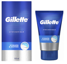 Gillette Men After Shave Balm - Hydrates & Soothes Skin 100 ml