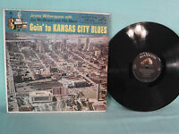 Jimmy Witherspoon / Jay McShann, Goin To Kansas City Blues, RCA LPM 1639, 1957