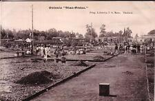 POST   OAXACA   MEXICO   COLONIA DIAZ ORDAZ VIAG 1909