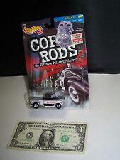 Hot Wheels '56 Flashsider - Series 2 - Santa Fe, NM Police Cop Rods - 1999