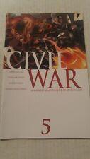 Civil War #5 November 2006 Marvel Comics Millar Mcniven Vines Hollowell