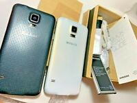NEW Samsung Galaxy S5 SM-G9008V 4G LTE Unlocked Smartphone 16GB White AUS Stock