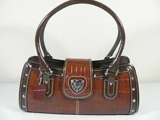 Brand New Women Cognac Purse Leather with Tag