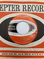 The Shirelles 45 RPM Lost Love Maybe Tonight Promo Copy VG+ Scepter Records