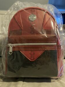 Loungefly Mini Backpack Marvel Scarlet Witch LE600 FYE Exclusive NWT