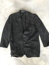 Bond Clothes Charcoal Wool Sport Coat Blazer Jacket (J) SZ 44R 44 R