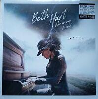 Beth Hart - War in my mind Ltd. White 2 Vinyl LP Signed Card + Poster NEU