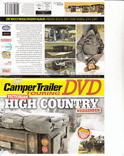 Australian 4WD Action-Camper Touring DVD-Victorian High Country-Car 4WD Aust-DVD