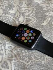 Apple Watch Series 0 Sport 42mm Space Grey Aluminium Case Black Strap