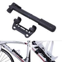 Portable Mini Bicycle Bike Pump ✅ Multi Valve Fitment Tyre Inflator Lightweight