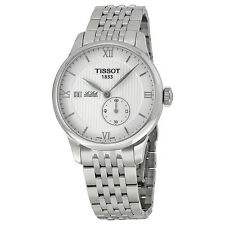 Tissot Le Locle Automatic Silver Dial Stainless Steel Mens Watch T0064281103800