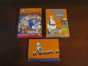 IL ETAIT UNE FOIS ...L'HOMME - L'INTEGRALE - Coffret 6 DVD + Poster
