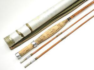South Bend Cross Singlebuilt Model 1500 Bamboo Fly Rod. 7 1/2'. See Description.