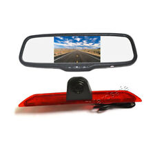 Vardsafe | Reverse Backup Camera & Rear View Mirror Monitor for Ford Transit