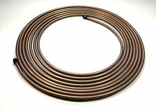 "5/16"" (.312"" O.D.) Copper Nickel Tubing Roll - 25 Ft."