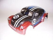 1/8 VW Bug RC Car GT Body Shell 1.5mm Ofna GTP2e Traxxas Slash Serpent 0152/1.5
