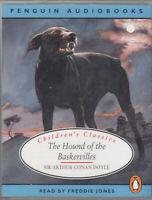 Hound Of Baskervilles Arthur Conan Doyle 2 Cassette Audio Book Sherlock Abridged
