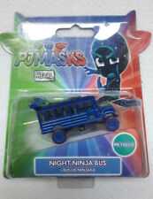 PJMASKS PYJAMASQUES VOITURE METAL NIGHT NINJA BUS BUS NINJAKA VERSION METALLIC